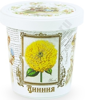 Набор для выращивания Цинния, арт. J1508 bum