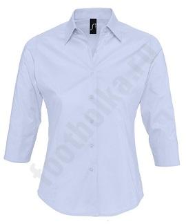 Рубашка женская с рукавом 3/4 EFFECT, арт.2510