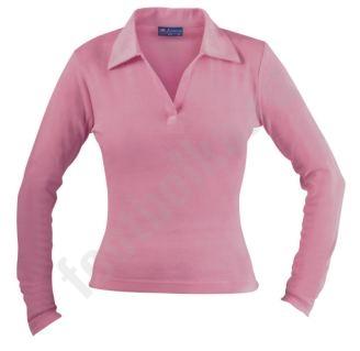 Рубашка поло женская PULP, арт.3857