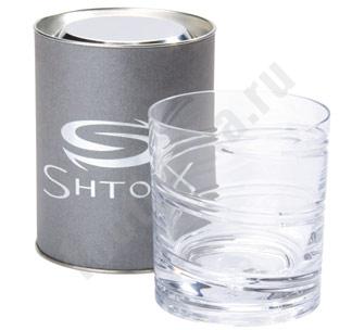 Вращающийся стакан для виски SHTOX арт.4300