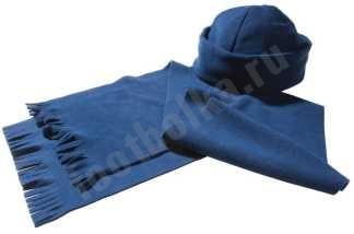 Набор: шарф и шапка арт. 4725