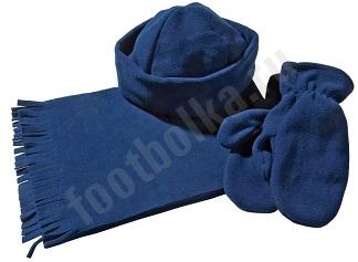 Набор: шарф, шапка, варежки, арт. 4726