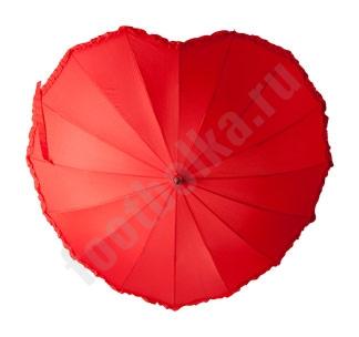 "Зонт ""Сердце"" арт.6011"