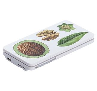 Беспроводная карманная колонка «Грецкий орех» арт 7359