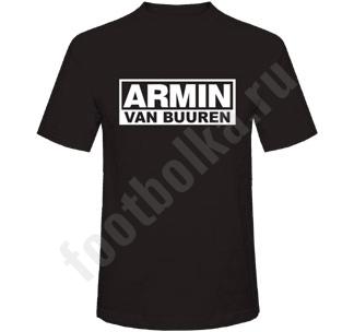 """Футболка """"Armin van Buuren"""""""