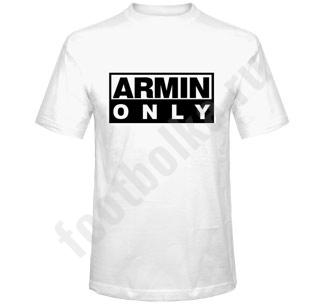 "Футболка ""ARMIN only"""