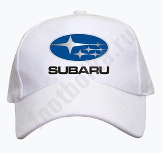"Бейсболка ""Субару"""