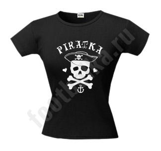 "Футболка ""Piratka"""