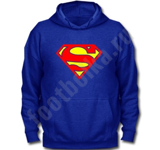 "Толстовка ""Супермен ( Superman )"" SALE"