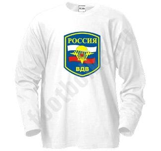 """Футболка """"Нашивка ВДВ"""""""