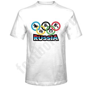 """Футболка """"Олимпийские единоборства"""""""