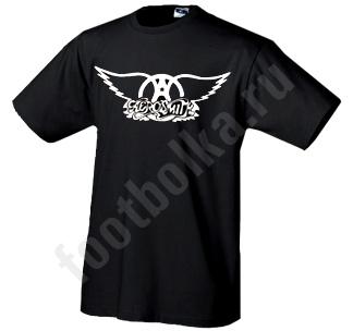 """Футболка """"Aerosmith"""""""
