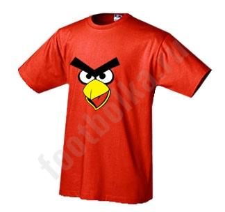 """Футболка """"Angry bird"""""""