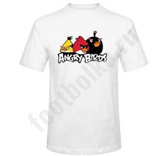 """Футболка """"Angry birds 2"""""""