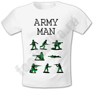 "Футболка ""Army Man"""