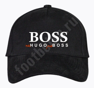 "Бейсболка ""Не Hugo, но Boss"""