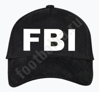 """Бейсболка """"FBI"""""""