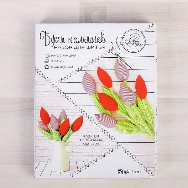 """Набор для творчества """"Букет тюльпанов"""" фото 0"""