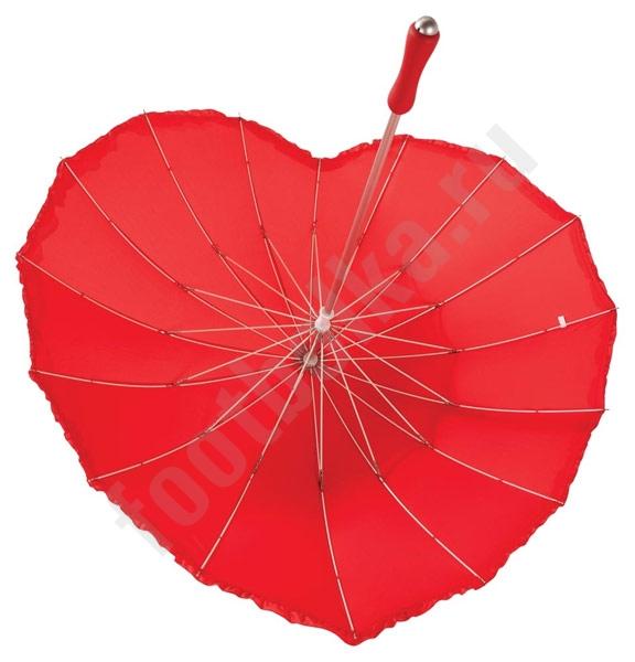 """Зонт """"Сердце"""" арт.6011 фото 0"""