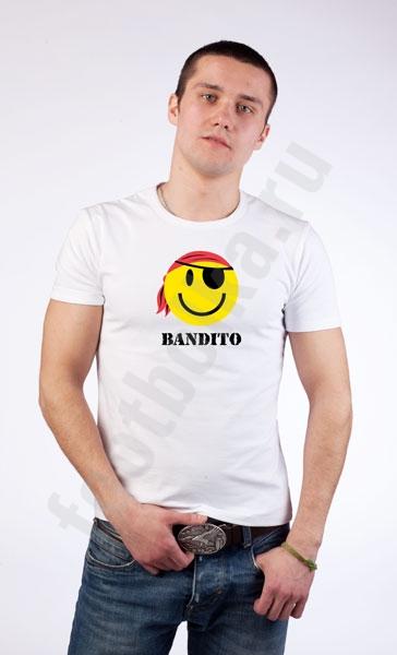 """Футболка """"Bandito"""" фото 0"""