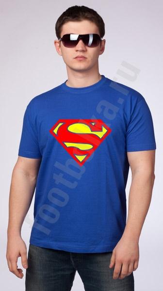 "Футболка ""Супермен (superman)"" фото 0"