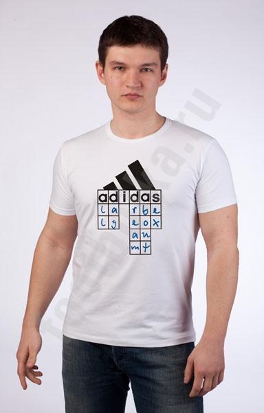 "Футболка ""Адидас""  фото 0"
