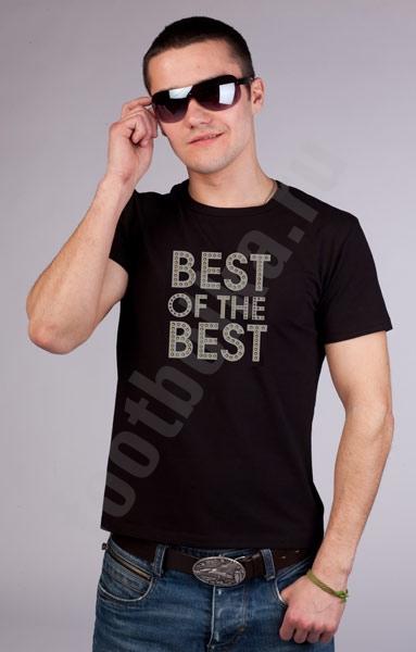 "Футболка ""Best of the Best"" фото 0"
