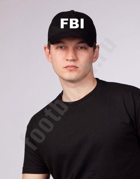 """Бейсболка """"FBI"""" фото 0"""