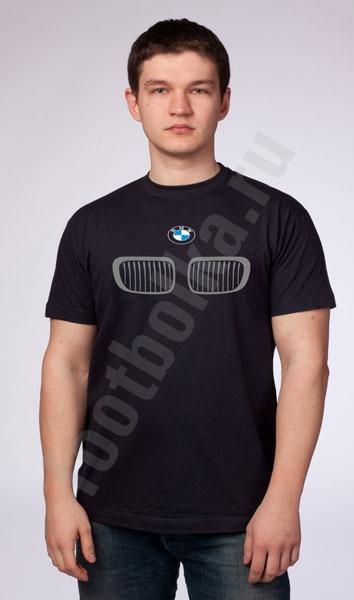 """Футболка BMW """"Черный бумер"""" фото 0"""