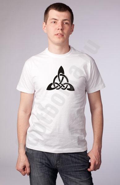 """футболка """"Кельтский узел""""  фото 0"""