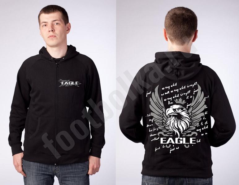 """Толстовка на молнии Freedom """"Eagle"""" фото 0"""