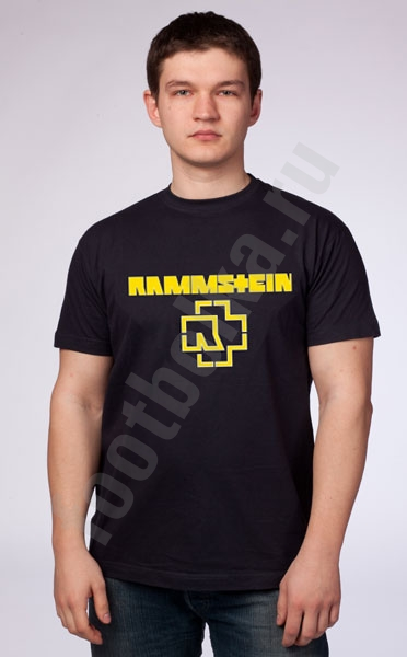 "Футболка ""Rammstein"" фото 0"
