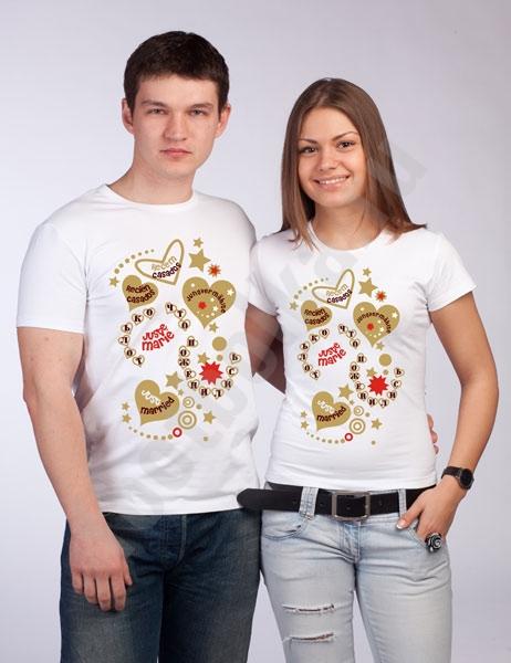 Братва жениха / Свадебные футболки