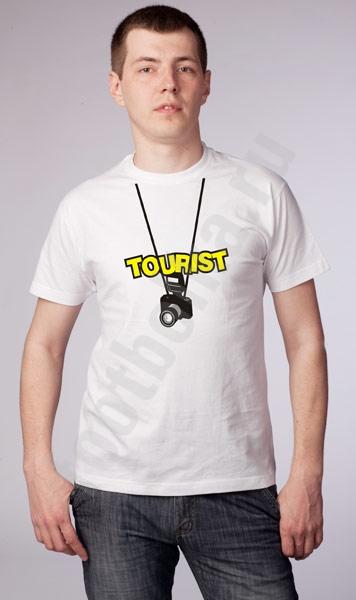 "Футболка  ""Турист"" фото 0"