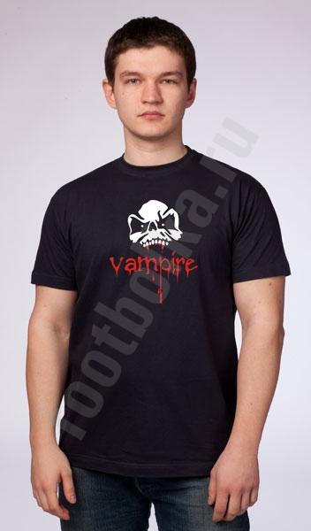 """Футболка halloween """"Vampire"""" фото 0"""