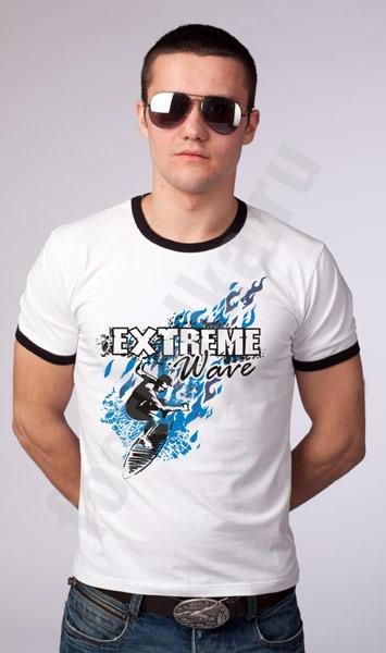 "Футболка FREEdom ""Extreme Wave"" фото 0"
