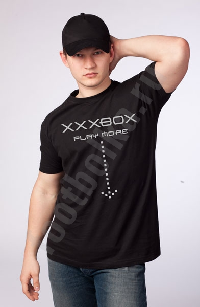"""Футболка """"XXXBOX""""  фото 0"""
