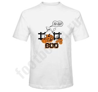 """Футболка halloween """"BOO"""""""