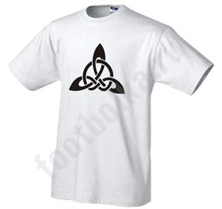 """футболка """"Кельтский узел"""""""
