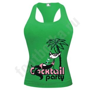 "Майка - боксерка ""Cocktail Party"""
