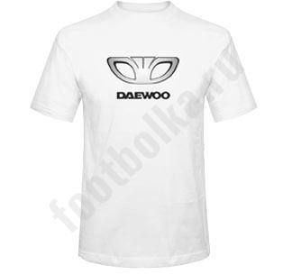 "Футболка ""Daewoo"""