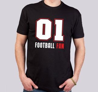 """Футболка """"Football Fan"""""""