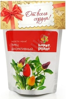 Набор для выращивания Перец декоративный, арт.hp-16