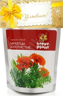 Набор для выращивания Бархатцы, арт. hp-2