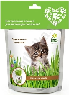 Happy Plant Трава для кошек, арт. hp-41