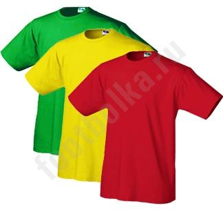 Комплект футболок  3 шт. любые цвета