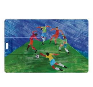 Флешка «Футбол via Матисс», 8 Гб арт.