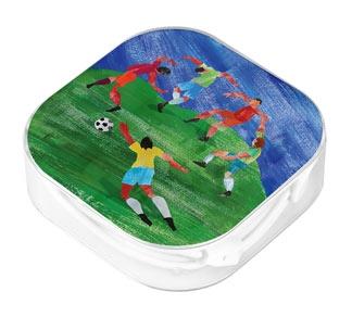 Наушники-вкладыши «Футбол via Матисс» арт. 7464.60