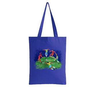 Холщовая сумка «Футбол via Матисс» арт. 7462.40