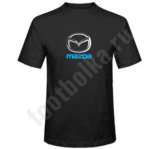 """Футболка """"Mazda /Мазда/"""""""